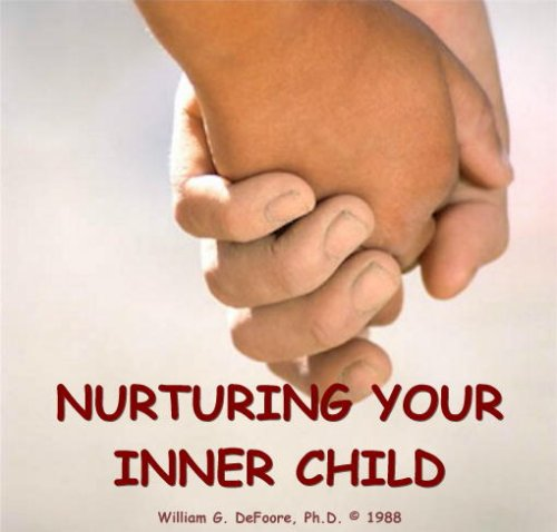 Nurturing Your Inner Child  By  cover art