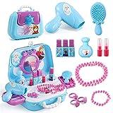 Frozen Princess Set Cosmetici Atossici Per I Bambini - Grande Per Bambine E Bambini – Ottima Idea Regalo