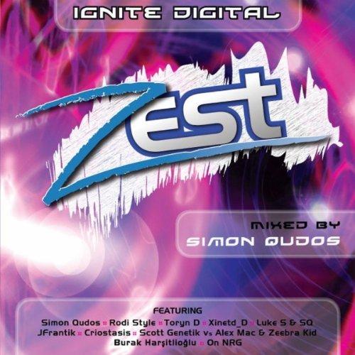 Zest - Mixed by Simon Qudos (Continuous DJ Mix)