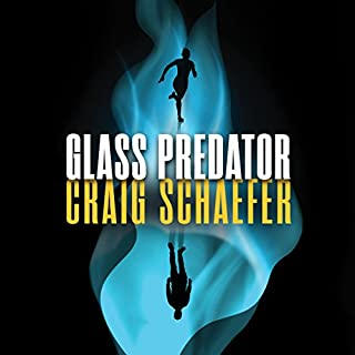 Glass Predator audiobook cover art