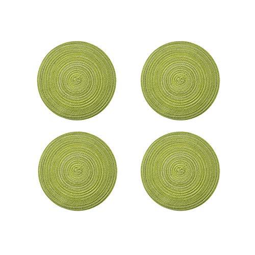 Alfombrilla Escurreplatos MAT COCINA COCINA PLACA MUJER MAT SECAJE DE SECUDACIÓN LOS PLATA DE MAZÓN DE PULSA DE LOS PUBLICACIÓN DE LA MESA DE LA MESA MANO (Color : Green)