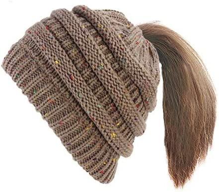 INTNUT Women Winter Regular store Warm Stretch Beanie Hats Headban Knitted Cap 5% OFF