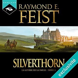 Magicien : Silverthorn (La Guerre de la Faille 3) cover art
