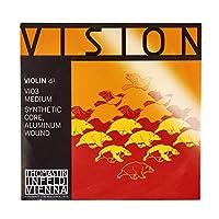 CUERDA VIOLIN - Thomastik (Vision/VI03) (Alma Sintetica Entorchado/Aluminio) 3ェ Medium Violin 1/4