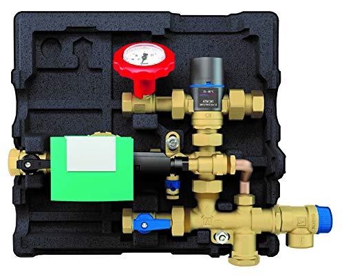 Twl-Sonderaktion Warmwasserzirkulationssystem Con Sicherheitsarmatur - Per Ogni Serbatoio Acqua Calda Wzs 100