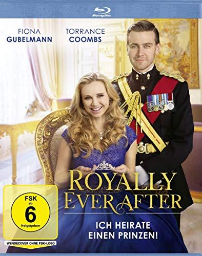 Royally Ever After - Ich heirate einen Prinzen! [Blu-ray]