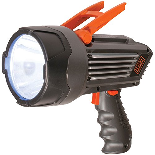 BLACK+DECKER LEDLIB Rechargeable 900 Lumen LED Lithium Ion Spotlight