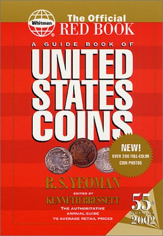 A Guide Book of United States Coins 2002 (Guide Book of United States Coins (Paper))