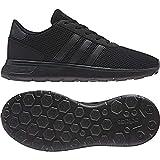 adidas Lite Racer K, Zapatillas Unisex Niños, Negro (Core Black/Core Black/Utility Black 0), 29 EU