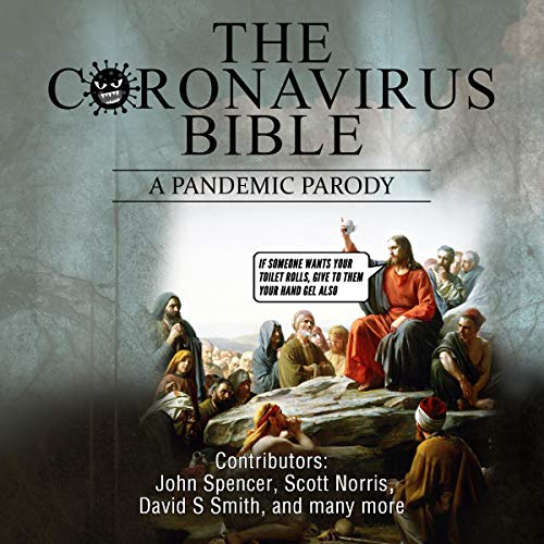 The Coronavirus Bible: A Pandemic Parody cover art