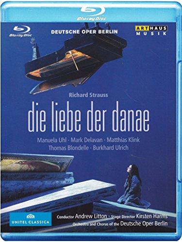 Richard Strauss: Die liebe der Danae - Live from the Deutsche Oper Berlin, 2011 [Blu-ray]