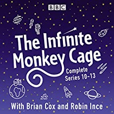 The Infinite Monkey Cage - Complete Series 10-13