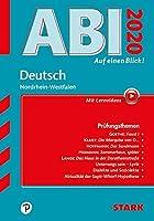 Abi - auf einen Blick! Deutsch NRW 2020