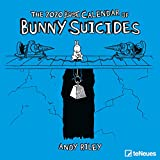 Bunny Suicides 2020 Square Wall Calendar