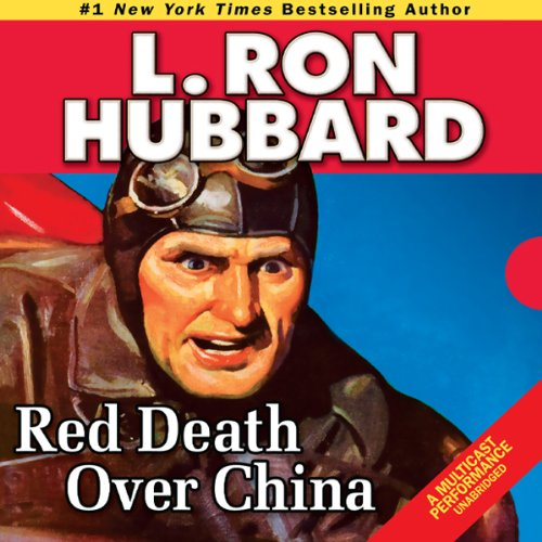 Red Death Over China copertina