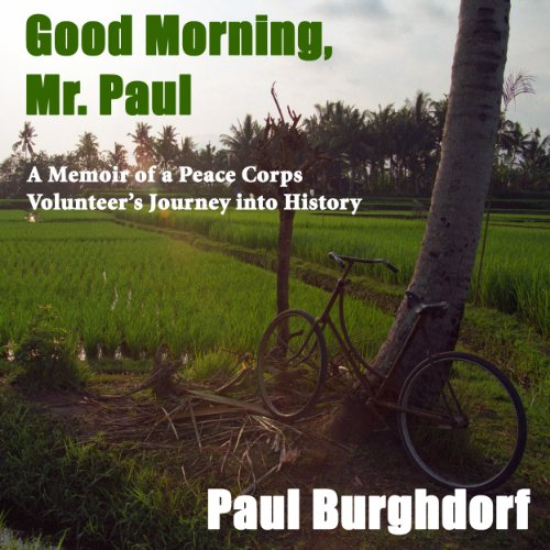 Good Morning, Mr. Paul audiobook cover art