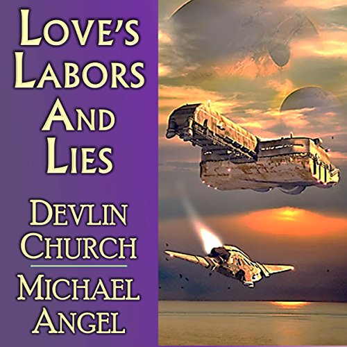 Love's Labors and Lies audiobook cover art