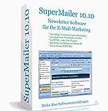 Newsletter Software SuperMailer Professional Unlimited | Serienmail Programm -