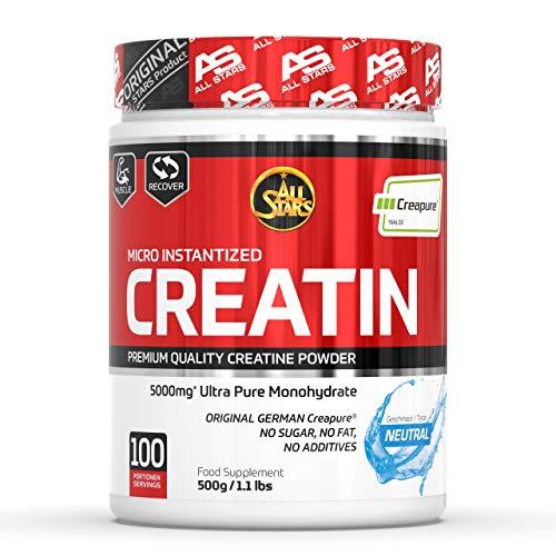 All Stars Creapure Creatin, 500 g