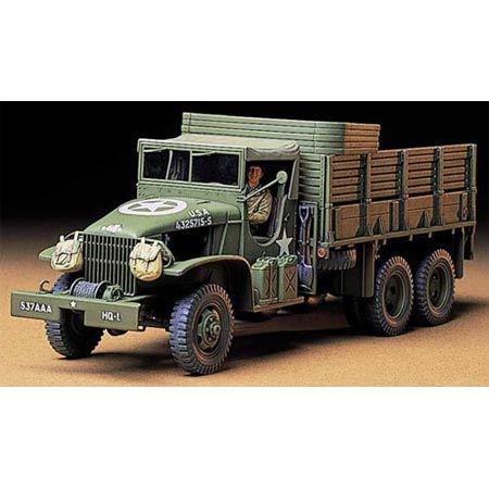 Tamiya America, Inc 1/35 US 2.5 Ton 6x6 Truck, TAM35218