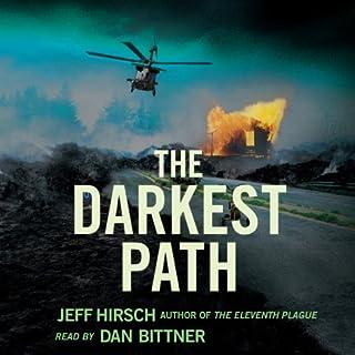 The Darkest Path audiobook cover art