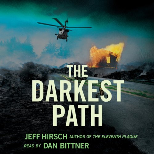 The Darkest Path audiobook cover art