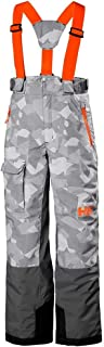 No Limits Waterproof Breathable Ski Overall Pant with Removable Suspenders