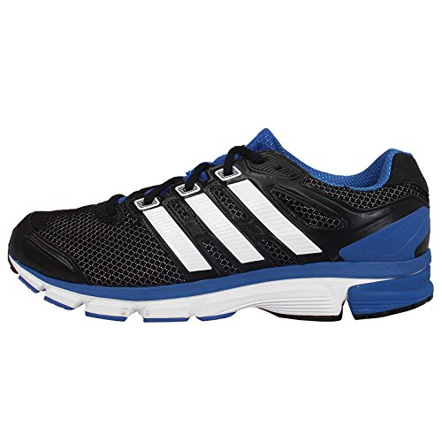 adidas Zapatillas Deportivas Nova Stability M Negro/Azul EU 44 (UK 9.5)