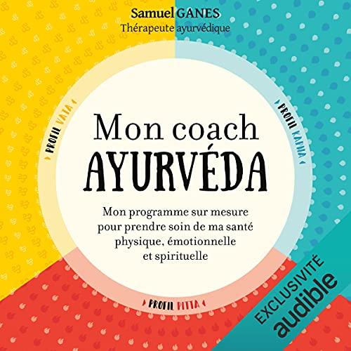 Page de couverture de Mon coach ayurvéda