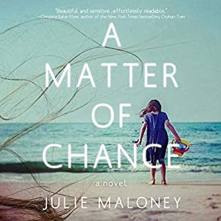 A Matter of Chance audiobook cover art