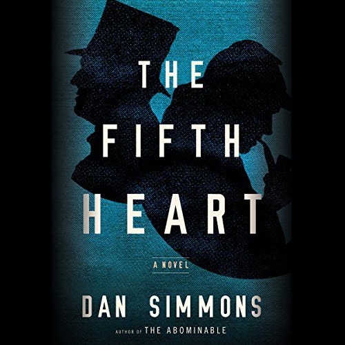 The Fifth Heart audiobook cover art