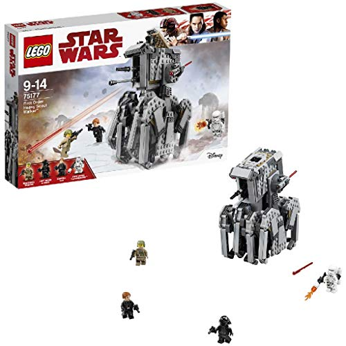 LEGO - 75177 - Jeu de Construction - Confidential - Grizzly Tank Small