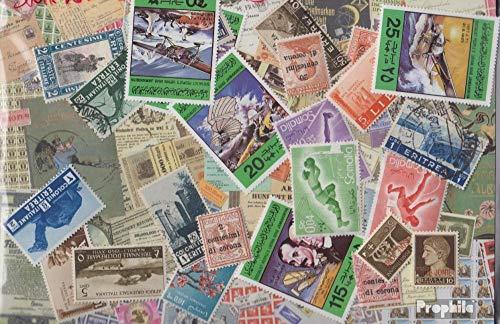 Prophila Collection Italia 25 Diversi Francobolli Italiano Colonie con Stati indipendenti (Francobolli per i Collezionisti)