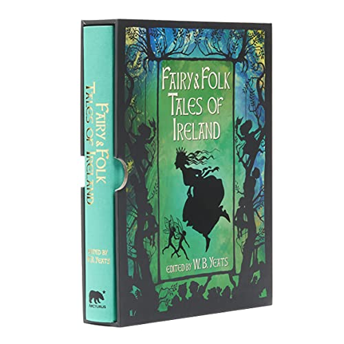 Compare Textbook Prices for Fairy & Folk Tales of Ireland: Slip-cased Edition Arcturus Slipcased Classics, 11 Slp Edition ISBN 9781784289126 by Yeats, W. B.