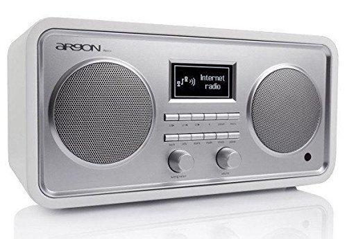 Argon iNET3+ V2 Internet Radio inkl. Spotify Connect weiss by ARGON18