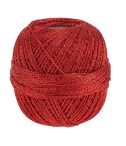 Gründl Glitzer Uni, Rot 8222, 25 g