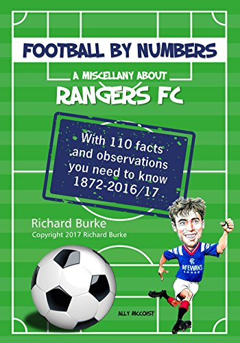 A Miscellany About Rangers FC (Football by Numbers) (English Edition)