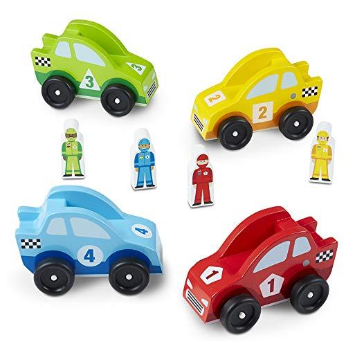 Melissa & Doug Race Car Vehicle Set by Melissa & Doug