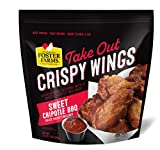 Foster Farms Crispy Wings, Sweet Chipotle Bbq, 16oz.