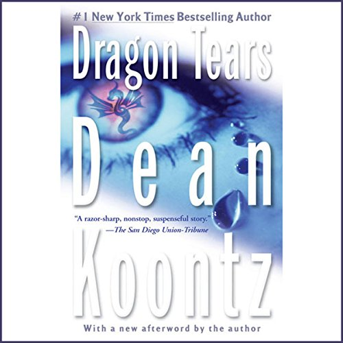 Dragon Tears audiobook cover art