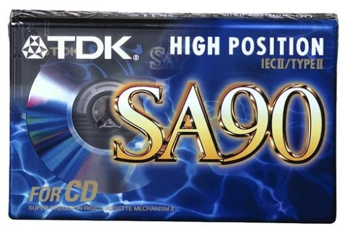 TDK SA 90 E...