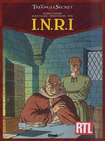 I.N.R.I - Tome 02: La Liste rouge
