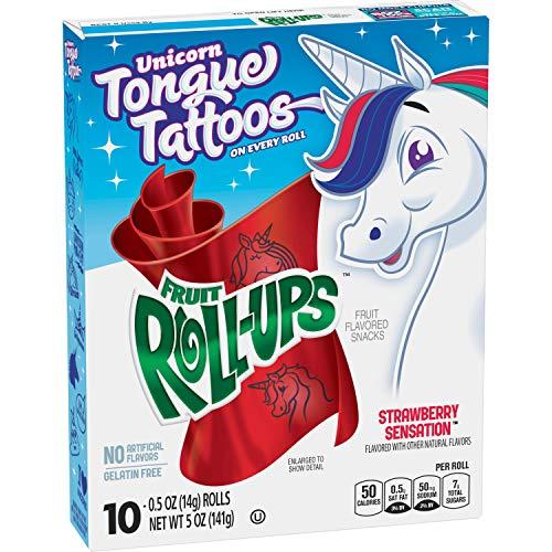 Fruit Roll-Ups Fruit Snacks - Strawberry - 5 oz