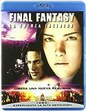 Final Fantasy: La Fuerza Interior- Bd [Blu-ray]