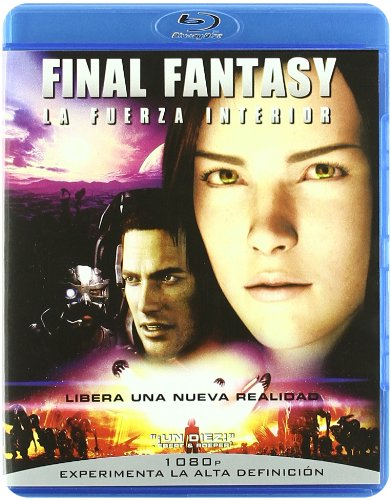 Final Fantasy: La Fuerza Interior- Bd [Blu-ray]