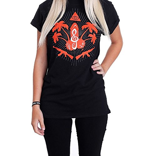 K.I.Z. - Taka Tuka Ultras - T-Shirt-Large