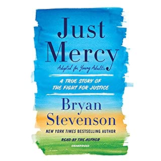 Just Mercy (Adapted for Young Adults) audiobook cover art
