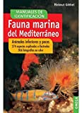 Fauna marina del Mediterráneo : animales inferiores y peces