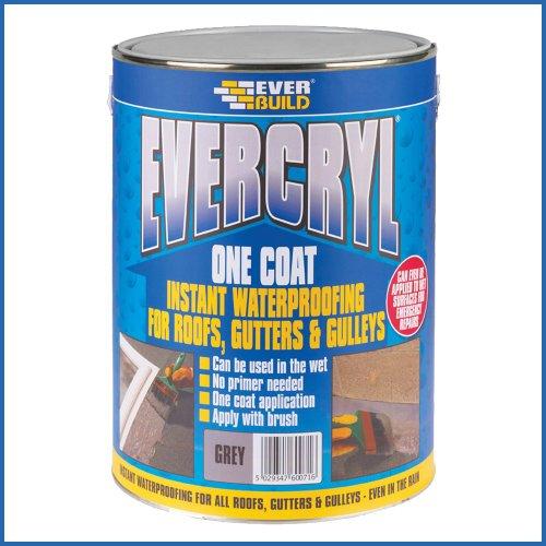 Sika EVCGY20 Evercryl One Coat Kit