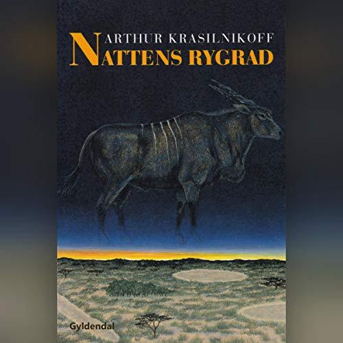 Nattens rygrad audiobook cover art